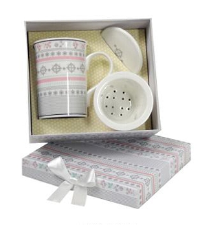 Teetasse Scandi Set 3teilig