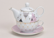 Tea for one m.Sprüche You and